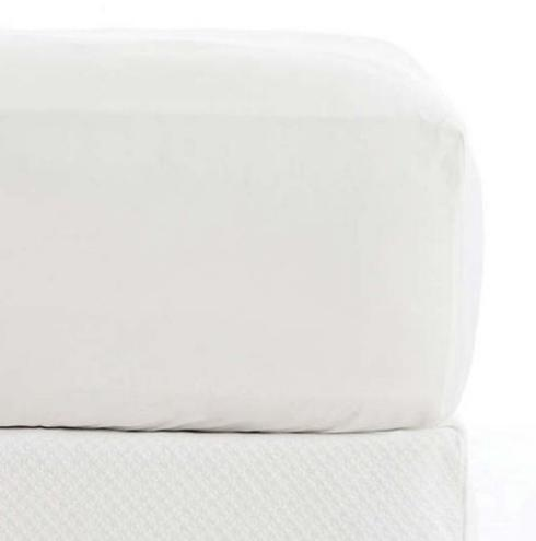 $158.00 Classic White 400 Thread Fitted Sheet ~ King