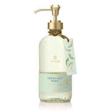 Thymes   Fresh Cut Basil Large Hand Soap $28.95