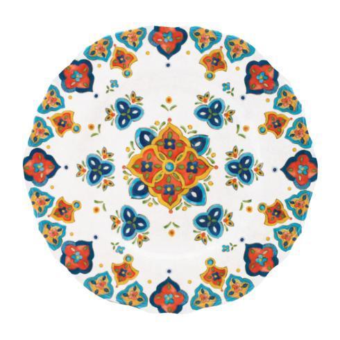 Le Cadeaux   Marrakech Dinner Plate $18.95