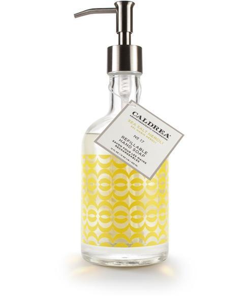 Caldrea   Glass Hand Soap ~ Sea Salt Neroli $20.95