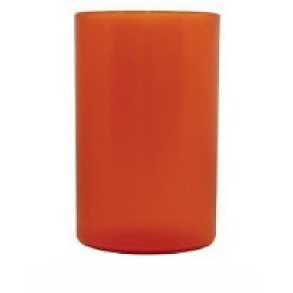 $15.80 11 oz Tumblers ~ Set of 4 ~ Tangerine