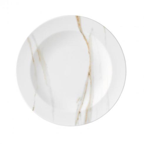 Hollyhocks Exclusives   Vera Venato Imperial Rim Soup Bowl $33.00