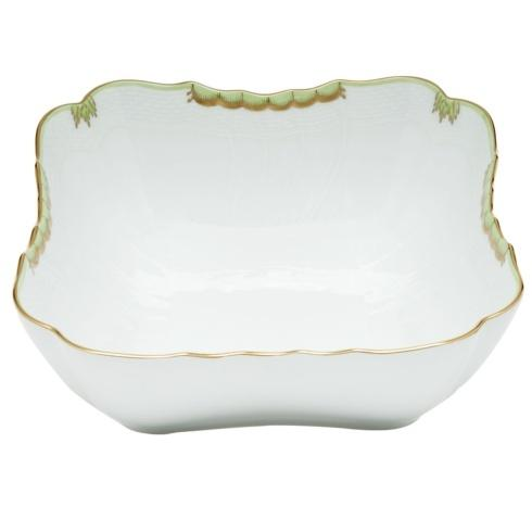 "$395.00 SQUARE SALAD BOWL 10""SQ"