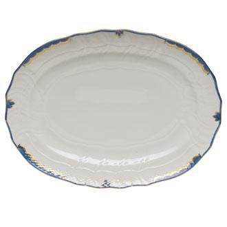Herend Princess Victoria Blue Platter $360.00