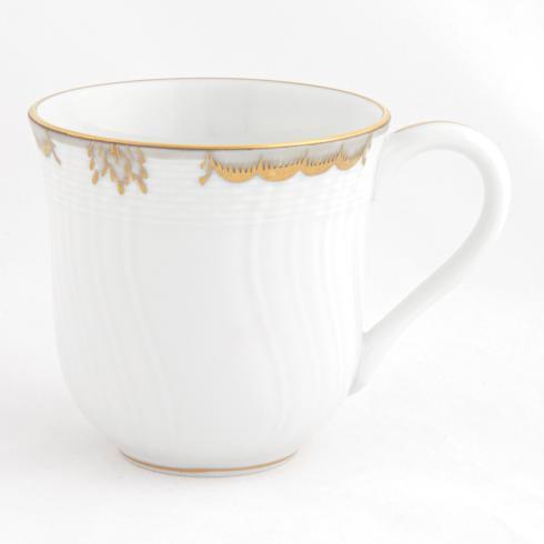Herend  Princess Victoria Gray Mug $120.00