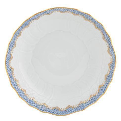 Herend Collections Fishscale Light Blue Dinner Bowl  $340.00