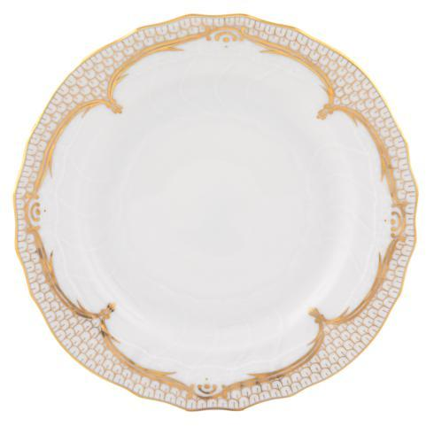 Herend Collections Golden Elegance Bread & Butter Plate $175.00