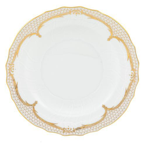 Herend Collections Golden Elegance Salad Plate $195.00