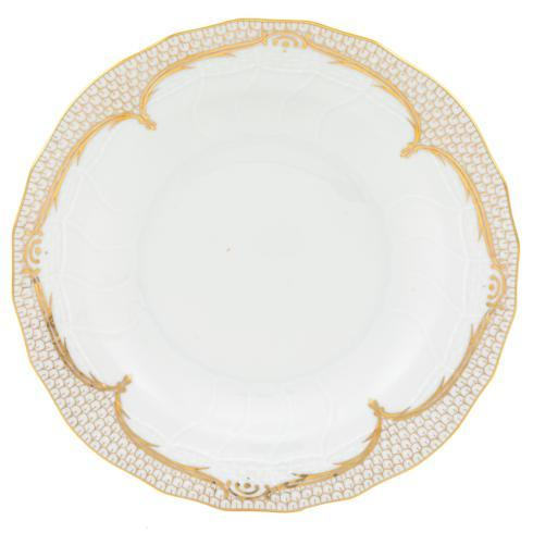 Herend Collections Golden Elegance Dessert Plate $215.00