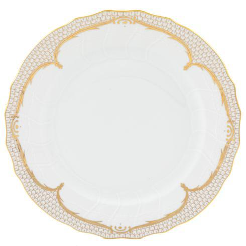 Herend Collections Golden Elegance Dinner Plate $280.00