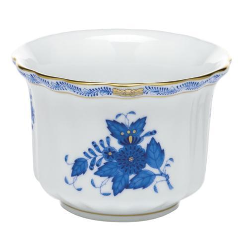 $180.00 Mini Cachepot - Blue
