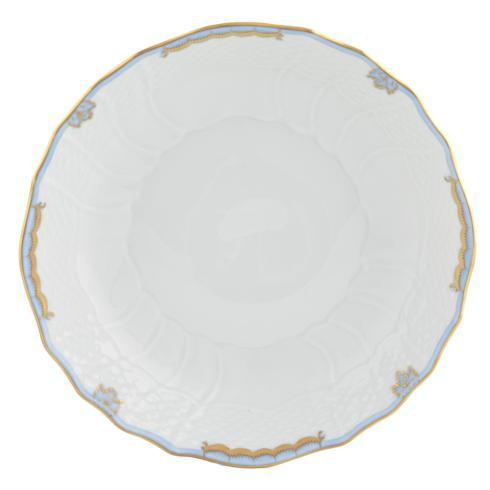 Herend Collections Princess Victoria Light Blue Dinner Bowl  $135.00