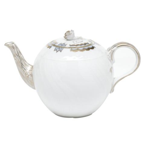 $275.00 TEA POT W/ROSE