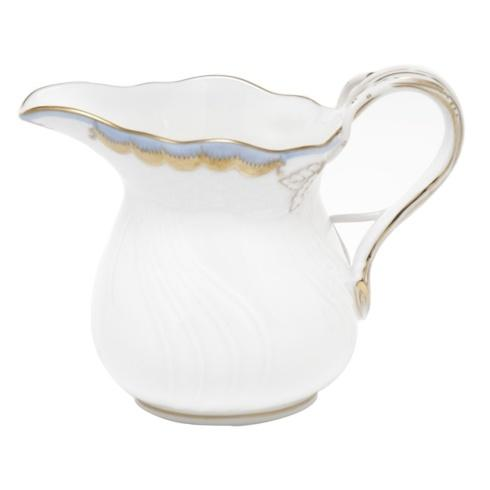 Herend Collections Princess Victoria Light Blue Creamer $100.00