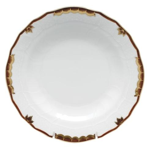 Herend Collections Princess Victoria Brown Dessert Plate $85.00