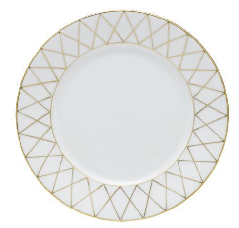 Herend  Golden Trellis Salad Plate - Multicolor $100.00