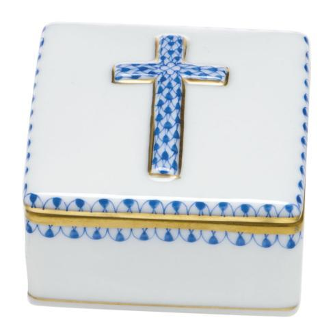 Prayer Box - Blue