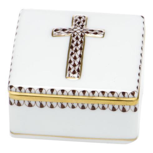 $170.00 Prayer Box - Chocolate