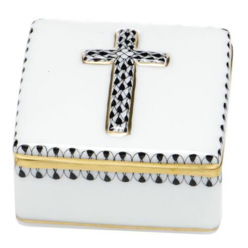 Prayer Box - Black