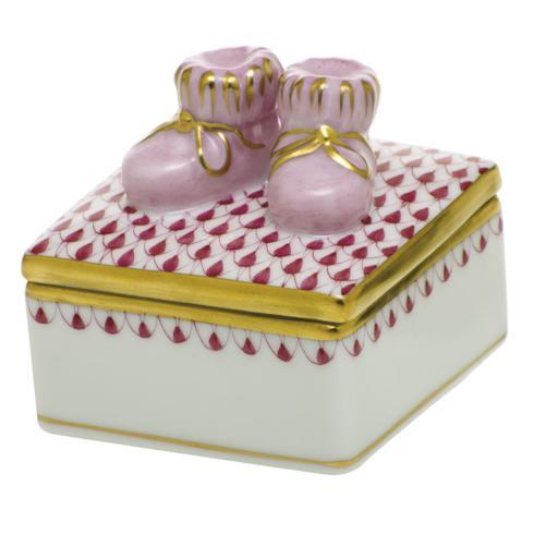 $225.00 Baby Bootie Box - Pink