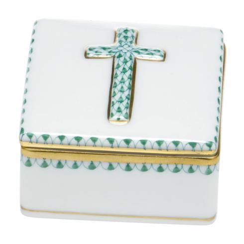 $170.00 Prayer Box - Green