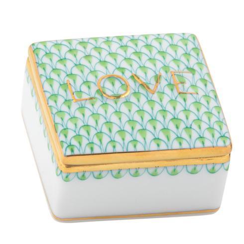 $195.00 Embossed Heart Box