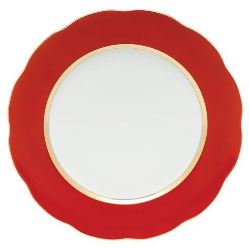 $175.00 Service Plate Pumpkin