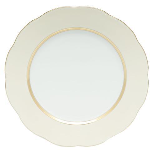 Service Plate Beige
