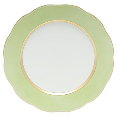 $175.00 Service Plate  Lime