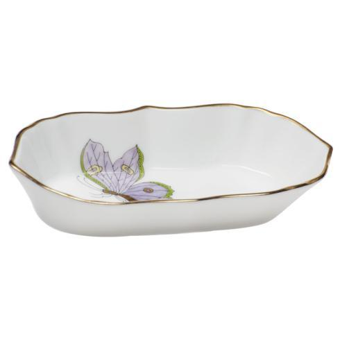 "$75.00 Narrow Pin Dish 5"" L x 1"" H"