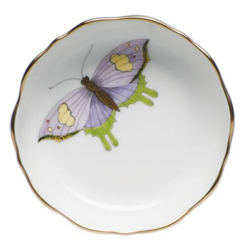 "$70.00 Mini Scalloped Dish 3.25"" L x .75"" H"