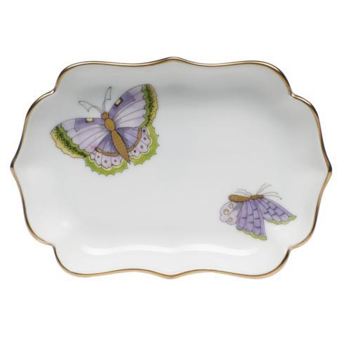 $105.00 Mini Scalloped Tray