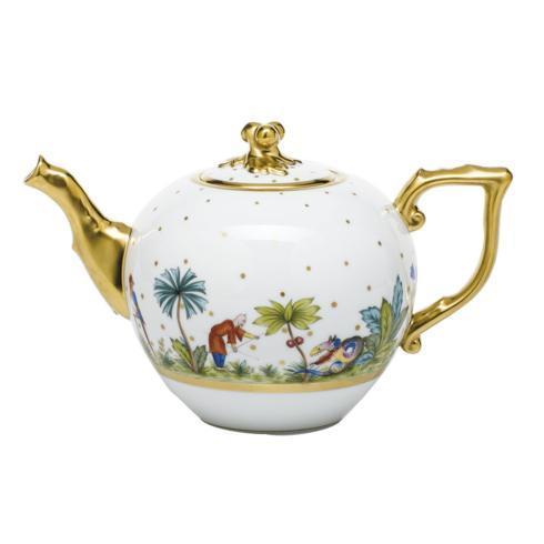 Teapot w/twist