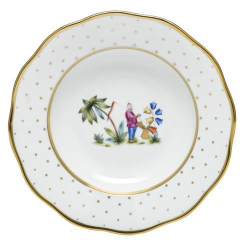 $135.00 Rim Soup Plate - Motif 01