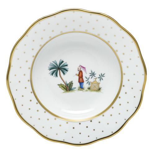 $135.00 Rim Soup Plate - Motif 02