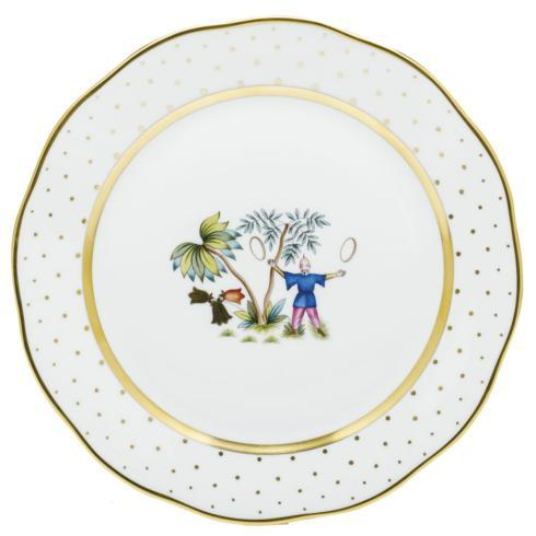 Herend  Asian Garden Dinner Plate $160.00