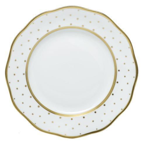 Herend  Connect the Dots Dessert Plate $110.00