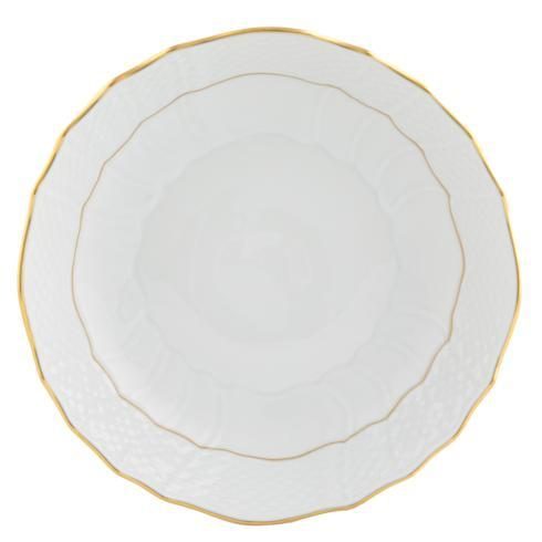 Herend Collections Golden Edge Dinner Bowl  $90.00