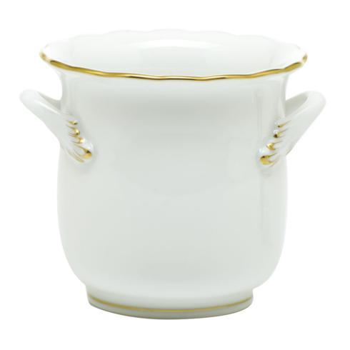 $140.00 Mini Cachepot with Handles - Multicolor