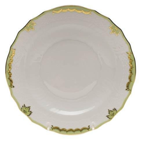 Herend Princess Victoria Green Salad Plate $80.00