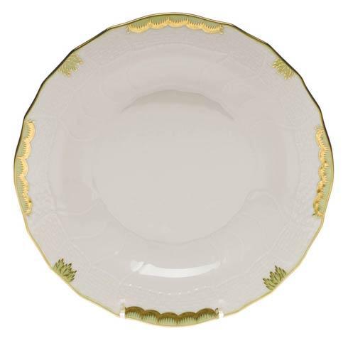 Herend Princess Victoria Green Dessert Plate $85.00