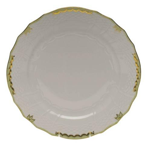 Herend Princess Victoria Green Service Plate $135.00