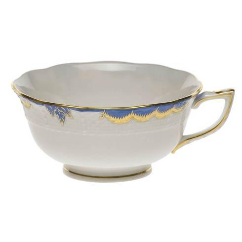 Herend Princess Victoria Blue Tea Cup $85.00