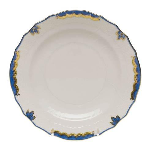Herend Princess Victoria Blue Salad Plate $80.00
