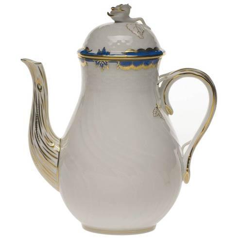 $310.00 Coffee Pot W/Rose