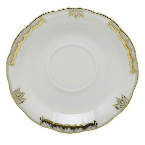 $40.00 Tea Saucer - Gray