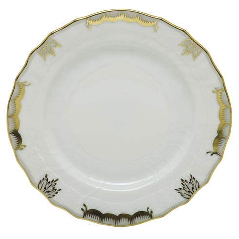 Herend Collections Princess Victoria Gray Bread & Butter Plate  $70.00