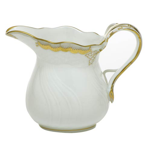 Herend  Princess Victoria Gray Creamer - Multicolor $100.00