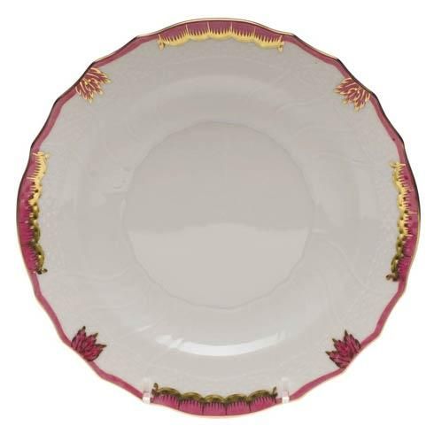 Herend Princess Victoria Pink Salad Plate $80.00