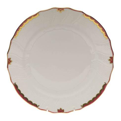 Herend  Princess Victoria Pink Dinner Plate $110.00